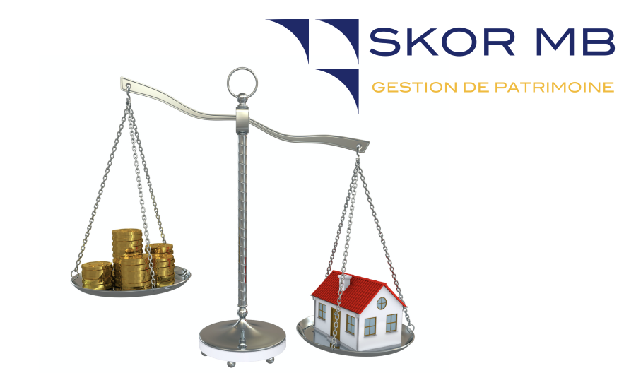 Equilibre finance _ Immobilier